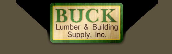 Buck Lumber logo
