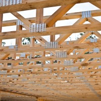 structural floor trusses