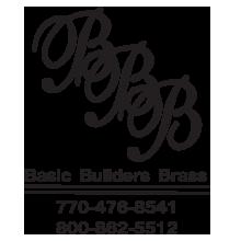 basic builders brass logo
