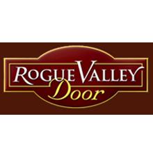 rogue valley door logo