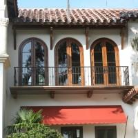 home exterior windows