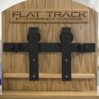 flat track by leatherneck hardware