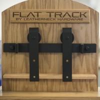 flat track by leatherneck hardware