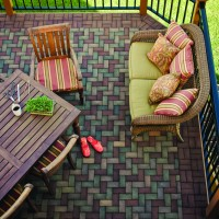 pavers deck