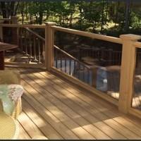 exterior deck